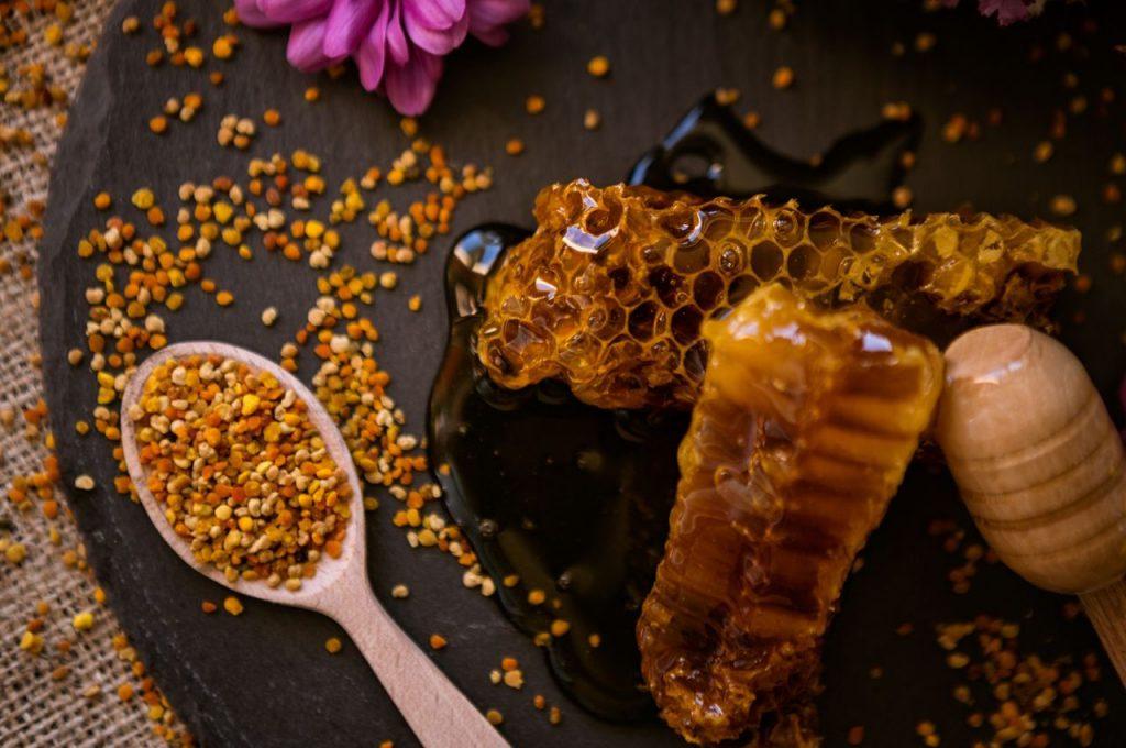 Перга бджолина: лікувальні властивості, як приймати і зберігати